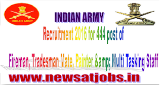 indian+army+recruitment+2016+444+post
