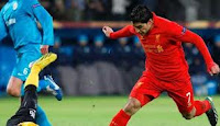 Hasil video Zenit St. Petersburg VS Liverpool 15/2/2013