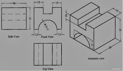 All About Manufacturing: Tutorial draw the solid design