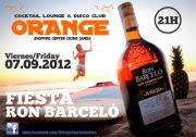 Fiesta Ron Barceló en Orange Disco Club & Cocktail Lounge 1