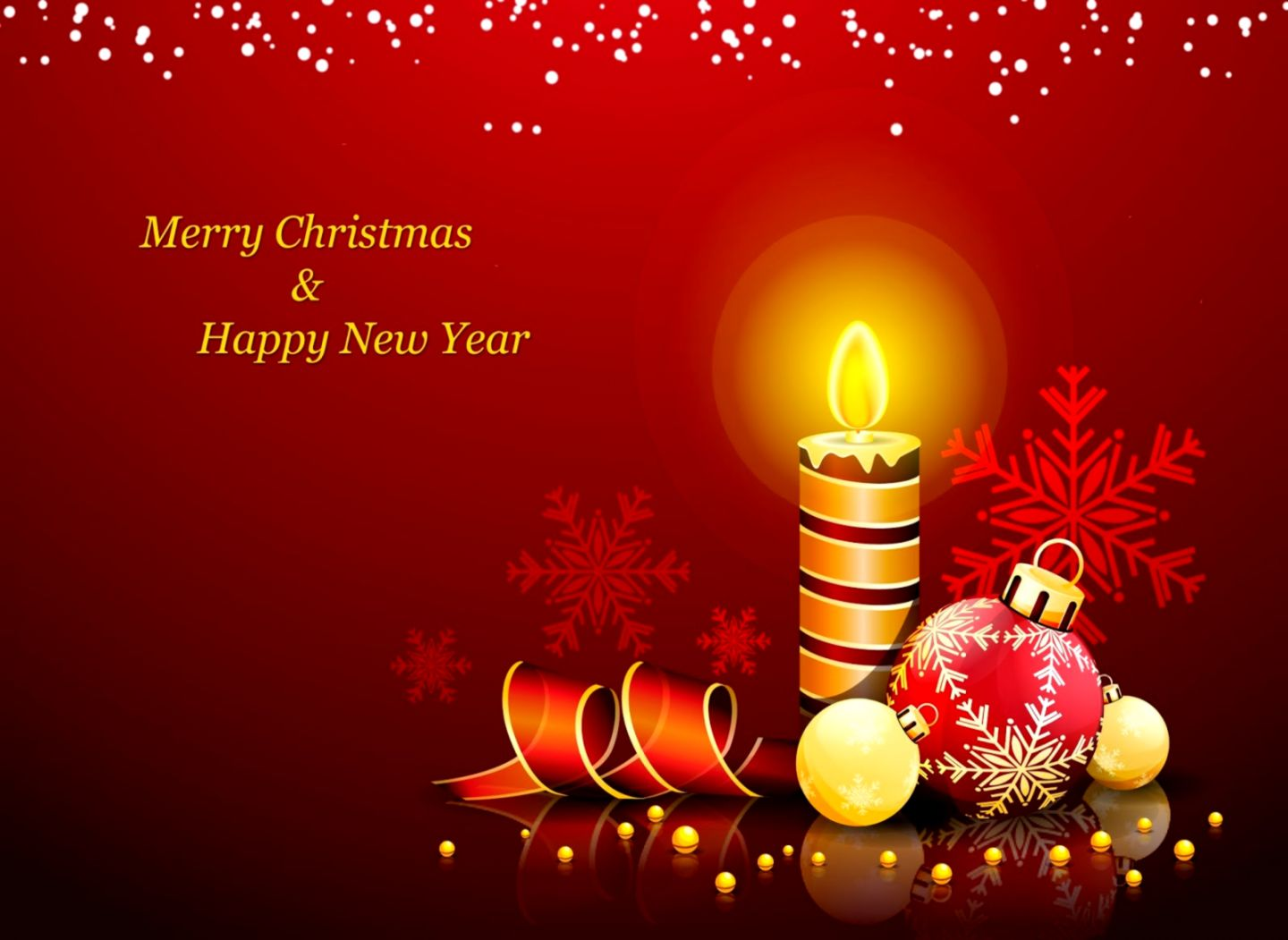 Happy New Year Greetings Card Wallpaper  Like Wallpapers