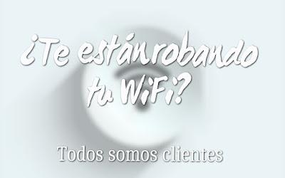 ¿Te están robando tu Wifi?