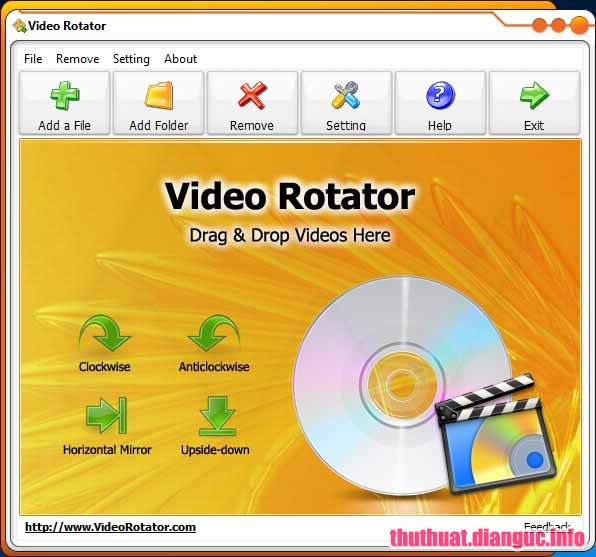 Download Video Rotator 4.3 Full Crack, Phần mềm xoay video, Video Rotator, Video Rotator free download, Video Rotator full key,