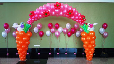 Image result for balloon decoration in hyderabad
