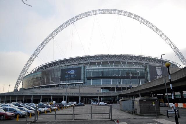 Final da Copa da Inglaterra em Londres