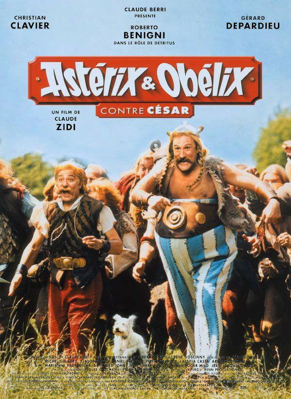 Asterix e Obelix Contro Cesare (1999)