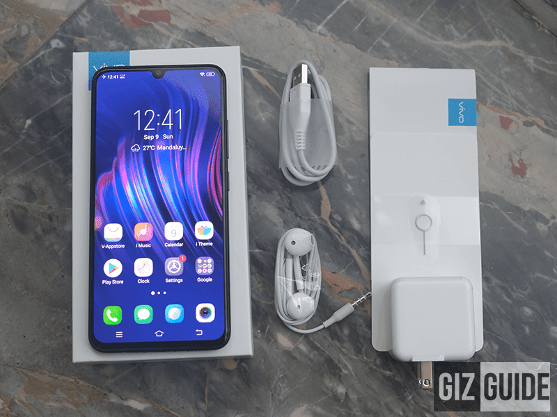 Vivo V11i with Helio P60 SoC launched in the Philippines too!