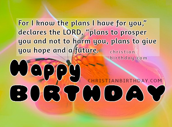 3 Images With Blessings Bible Promises For Birthday Christian Wishes Verses