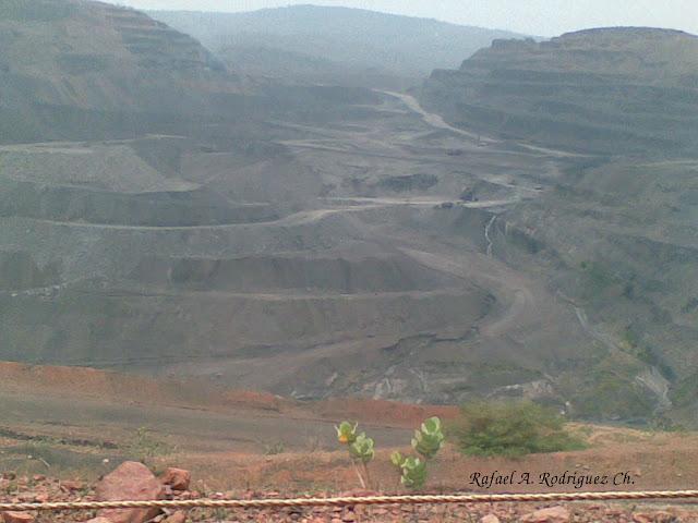Carbones del Guasare, estado Zulia