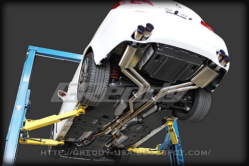 Welcome to the official GReddy USA blog: GReddy IS-F Exhaust