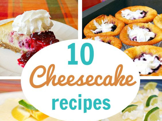 10 Cheesecakes for the Holiday Table