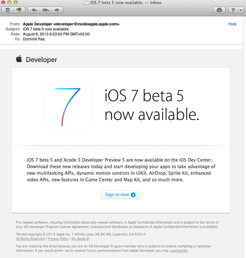 Xcode 11 Release Date