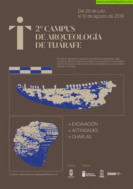 II Campus de Arqueología de Tijarafe