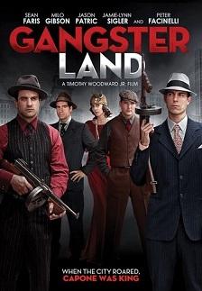 Gangster Land (2017) BluRay 720p   1080p Legendado – Download Torrent