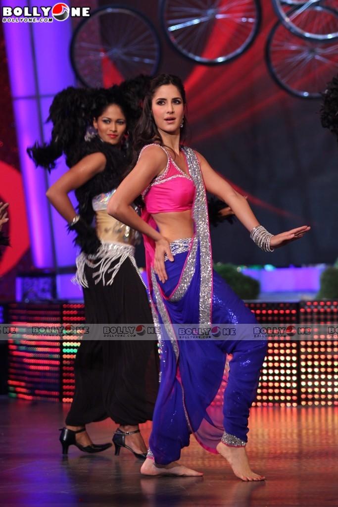 Scandals Katrina Kaif Dance Performance At Ndtv Greenathon-9406