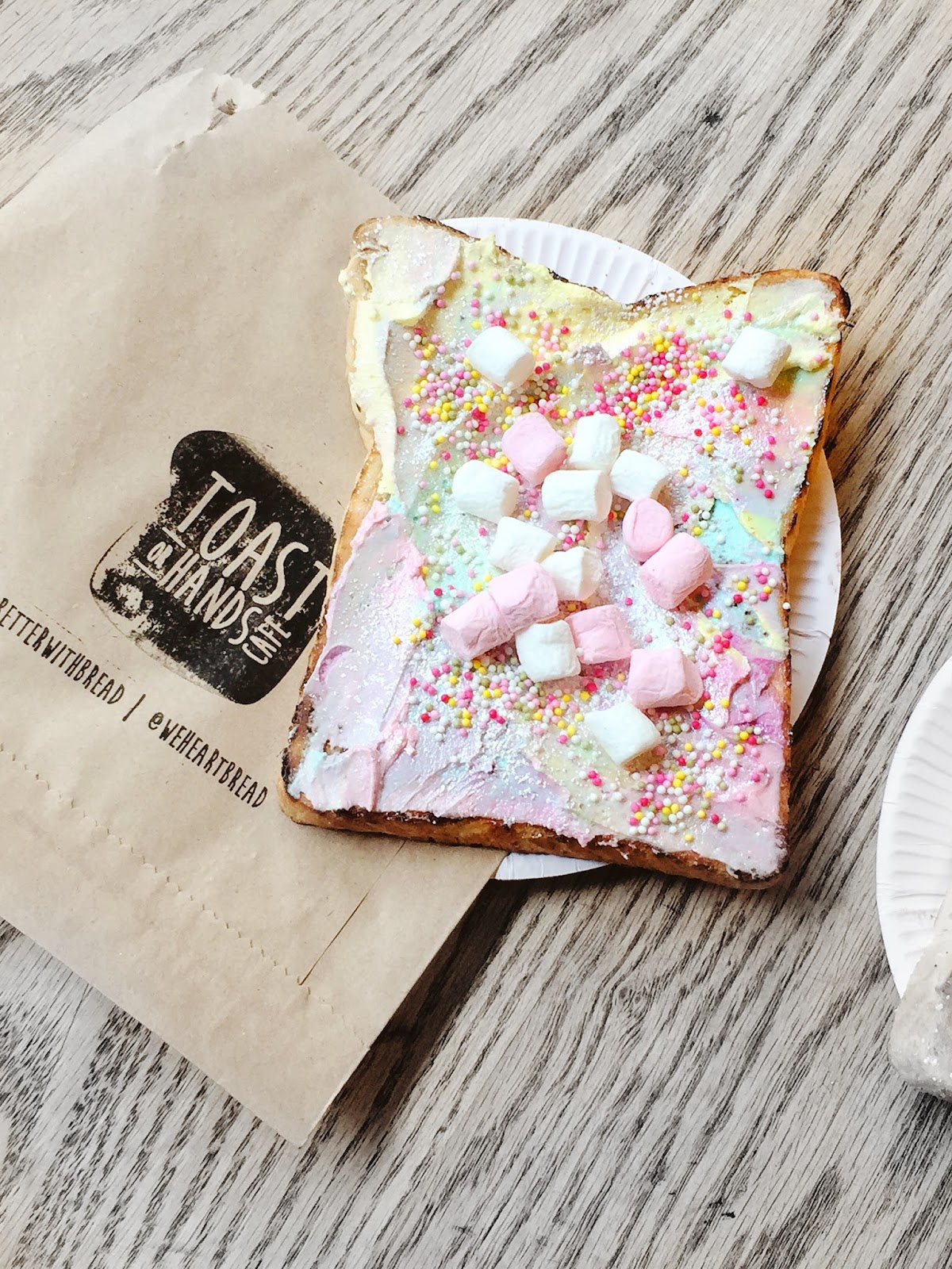 How To Make Unicorn Toast, Why Bread Is Actually Good For You, Unicorn Toast, things to do with the kids in the summer holidays, unicorn, coloured toast, unicorn toast recipe, is bread good for you