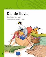 DÍA DE LLUVIA-MACHADO
