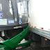 Ônibus e caminhão colidem na Av. João XXIII