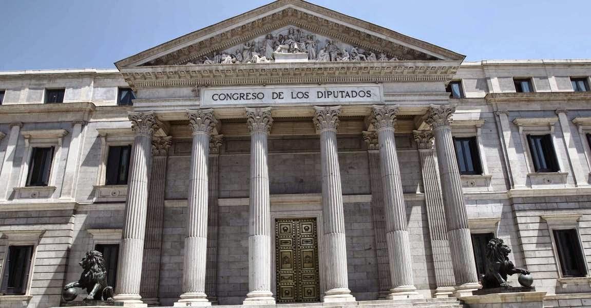 Congreso de los Diputados y ley organica