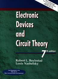 Electronic Devices & Circuit Theory by Boylestad Download