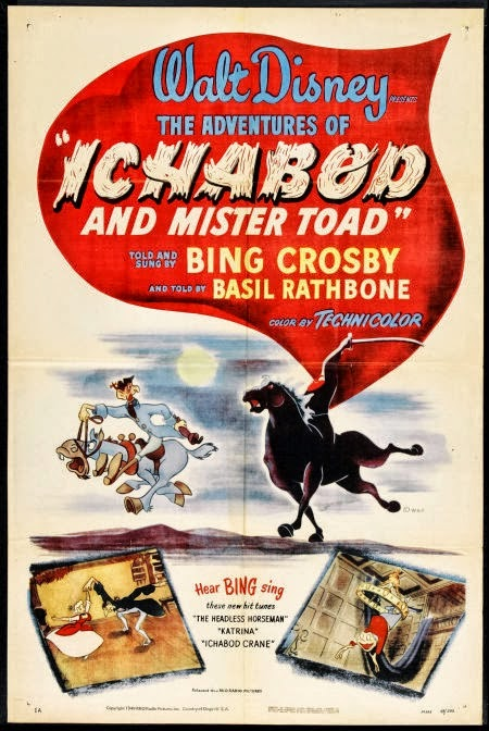 The Adventures of Ichabod and Mr. Toad animatedilmreviews.filminspector.com