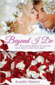 http://www.amazon.com/Beyond-I-Do-Jennifer-Slattery/dp/1596694173/