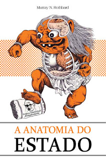 capa do livro A Anatomia do Estado
