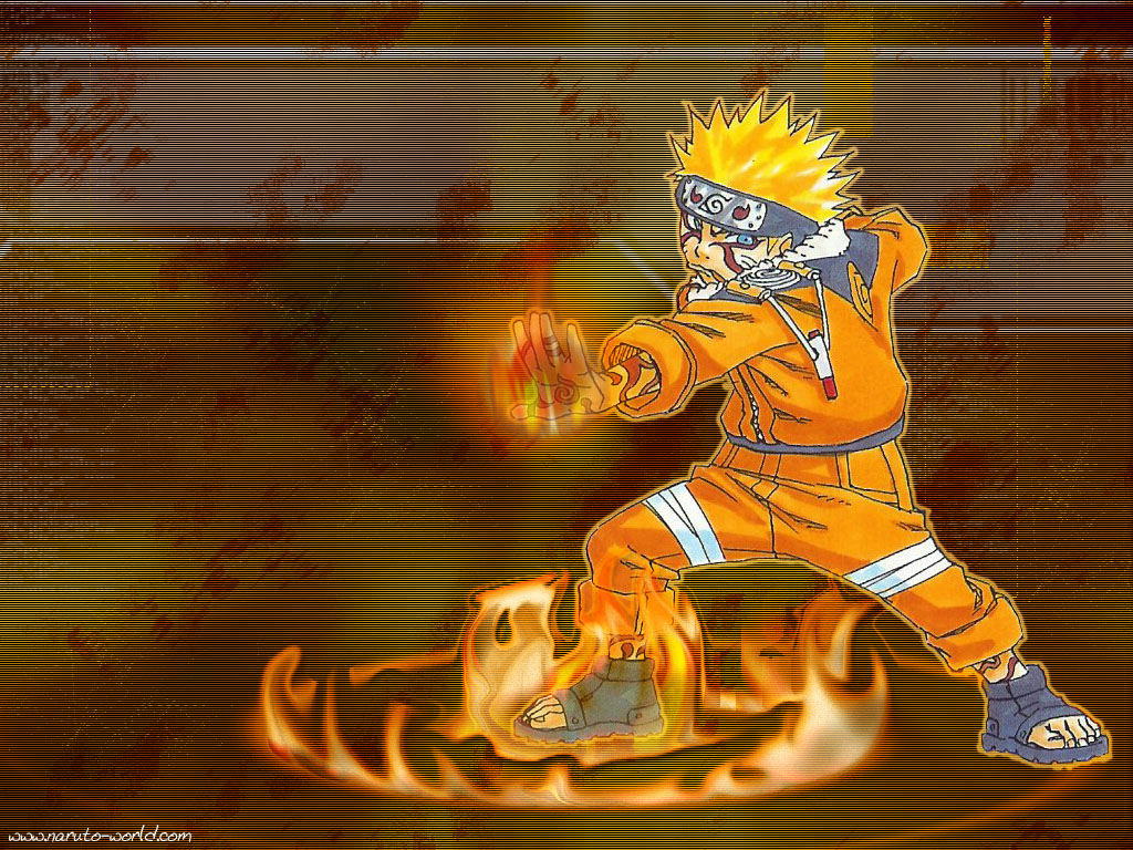 Free Download Naruto Wallpaper 3d