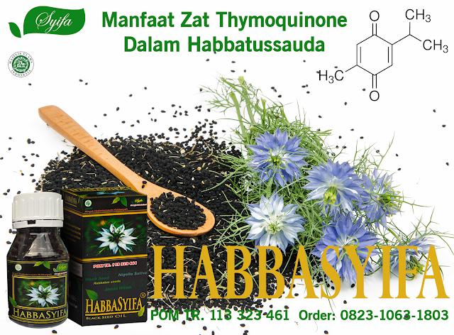 Manfaat Zat Thymoquinone Dalam Habbatussauda