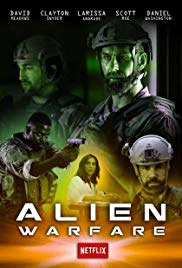 Alien Warfare (2019) Sub Indo