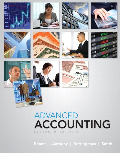Soal harga, murah ajalah 10rebu langsung 1 buku. Advanced Accounting 11th Edition Solution Manual Test Bank By Floyd Beams
