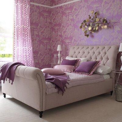 purple Fabulous Bedrooms