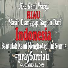 DP BBM Pray for Riau
