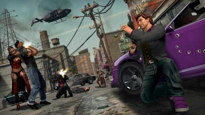 Saint's Row The Third Review | Gameplay