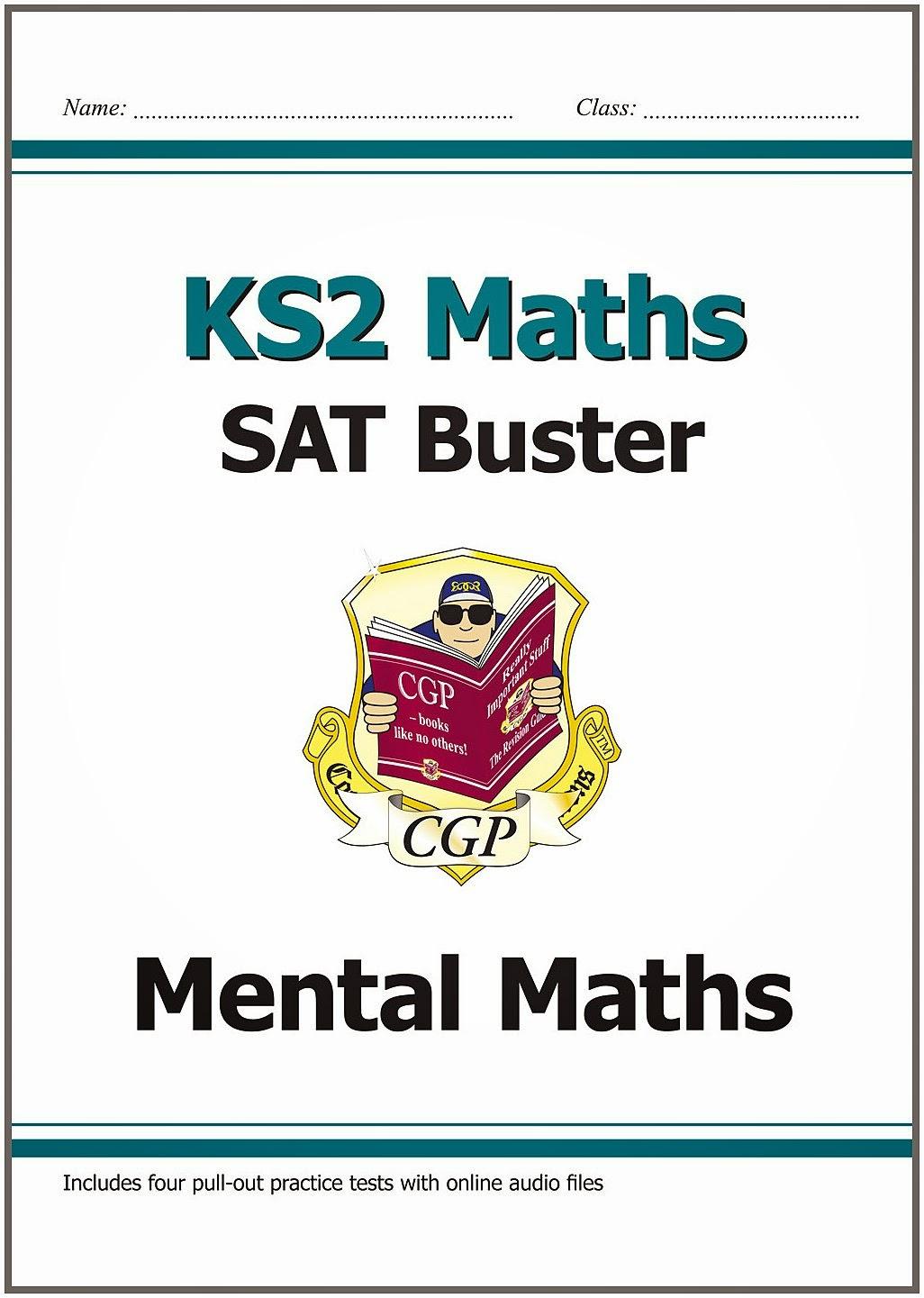 The Book Ish Variety Ks2 Maths Sat Buster