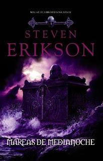 Mareas de medianoche de Steven Erikson
