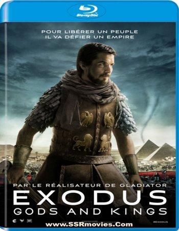 Exodus Gods and Kings (2014) Dual Audio 720p