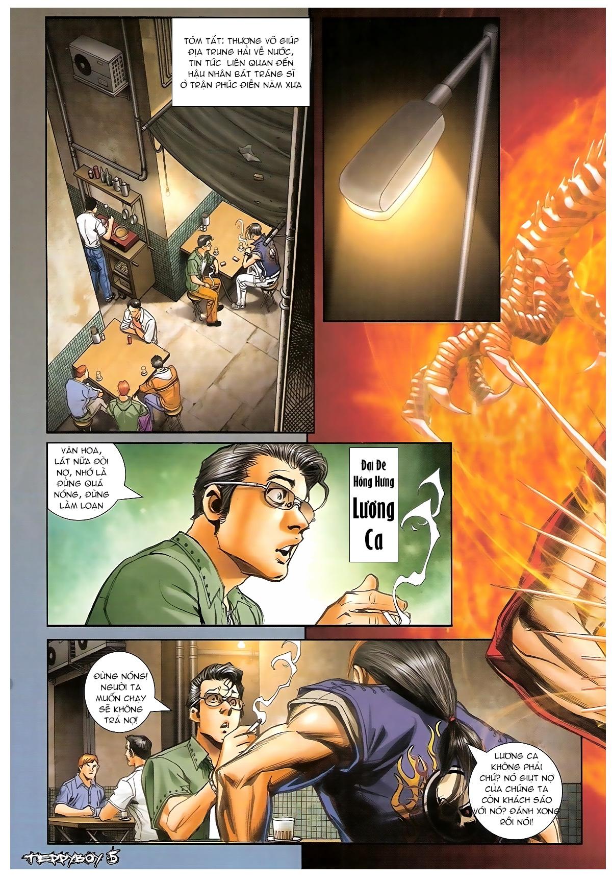 Người Trong Giang Hồ - Chapter 1320: Con trai Y Kiện - Pic 3