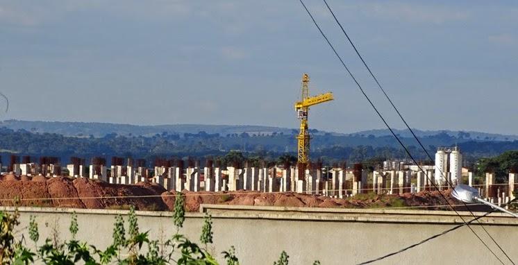 Novo Santuário - Trindade - Goiás