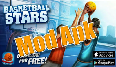 Basketball Stars (MOD, Fast Level Up) Apk for Android