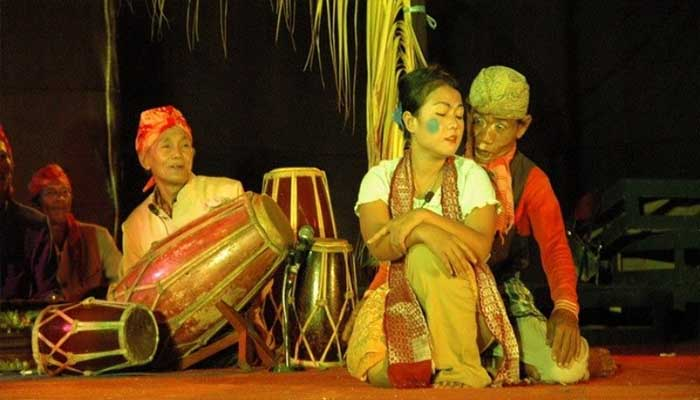 Ubrug, Teater Tradisional Dari Banten