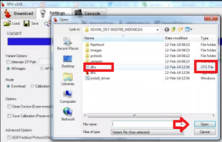 Tutorial Mudah Cara Flash Advan S4D Gaia Via PC