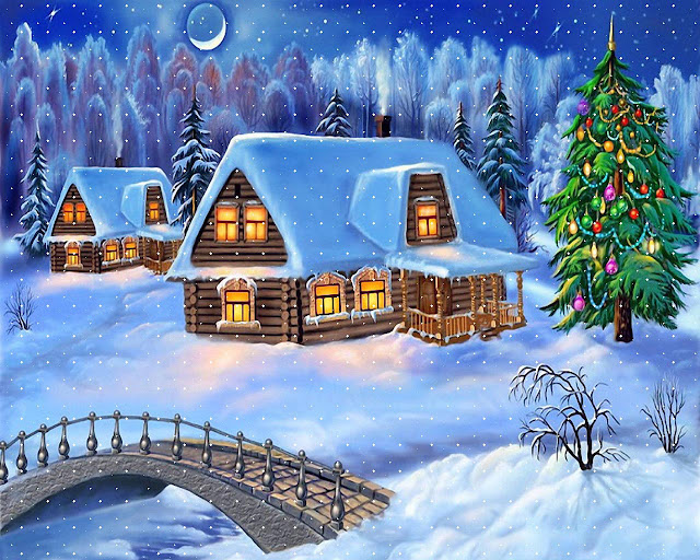 Merry Christmas Eve Images For WhatsApp