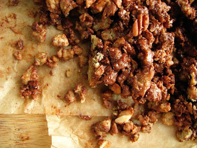 Kitchen Stewardship Soaked Granola Bars