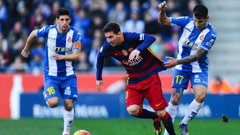 Image result for Barcelona vs Espanyol Live pic logo