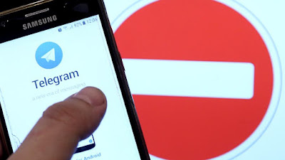 Роскомнадзор потребовал удалить Telegram из App Store и Google Play