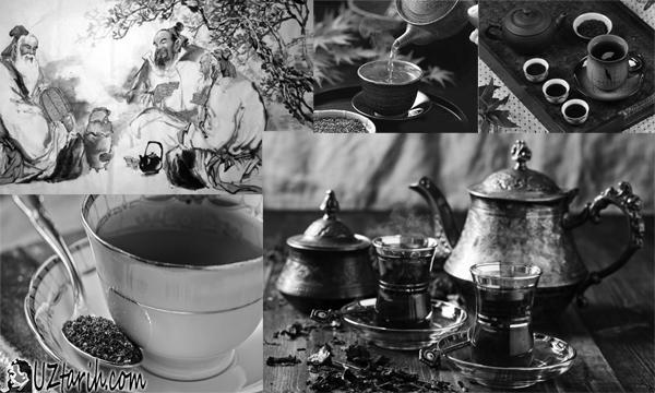 çayın tarihi, tea history