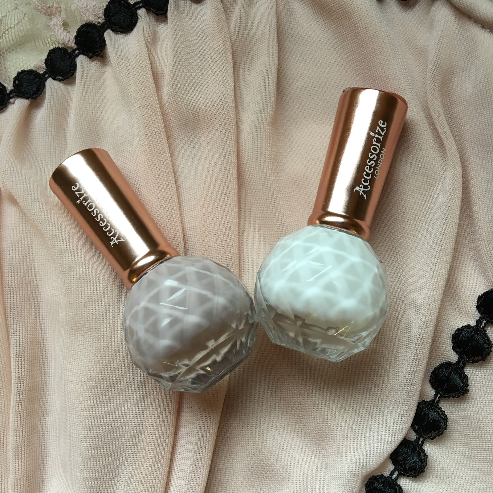 Accessorize Neutral Nail Polish