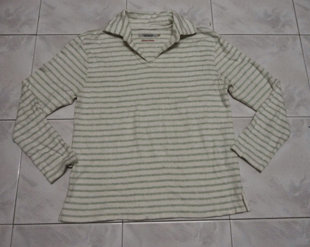 Clayback Bush Thrift Store T Shirt Omnigod V Neck