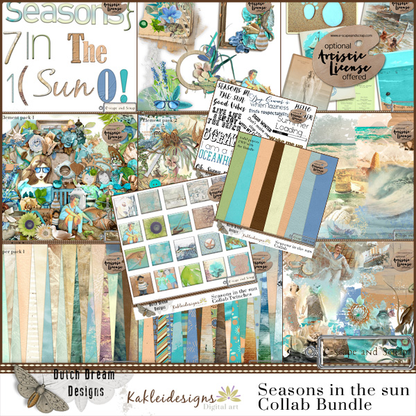 SEASONS IN THE SUN ADDON BY DUTCH DREAM DESIGNS